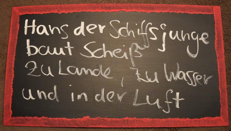 Hansscheiss